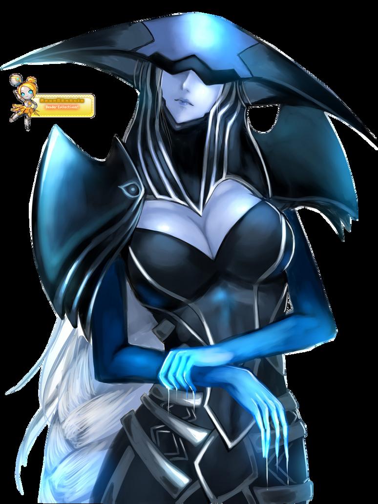 renders League Of Legend  Lissandra_render_by_mayagenetic-d6cah6r