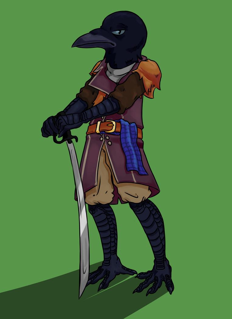 Raven by tdtbaa