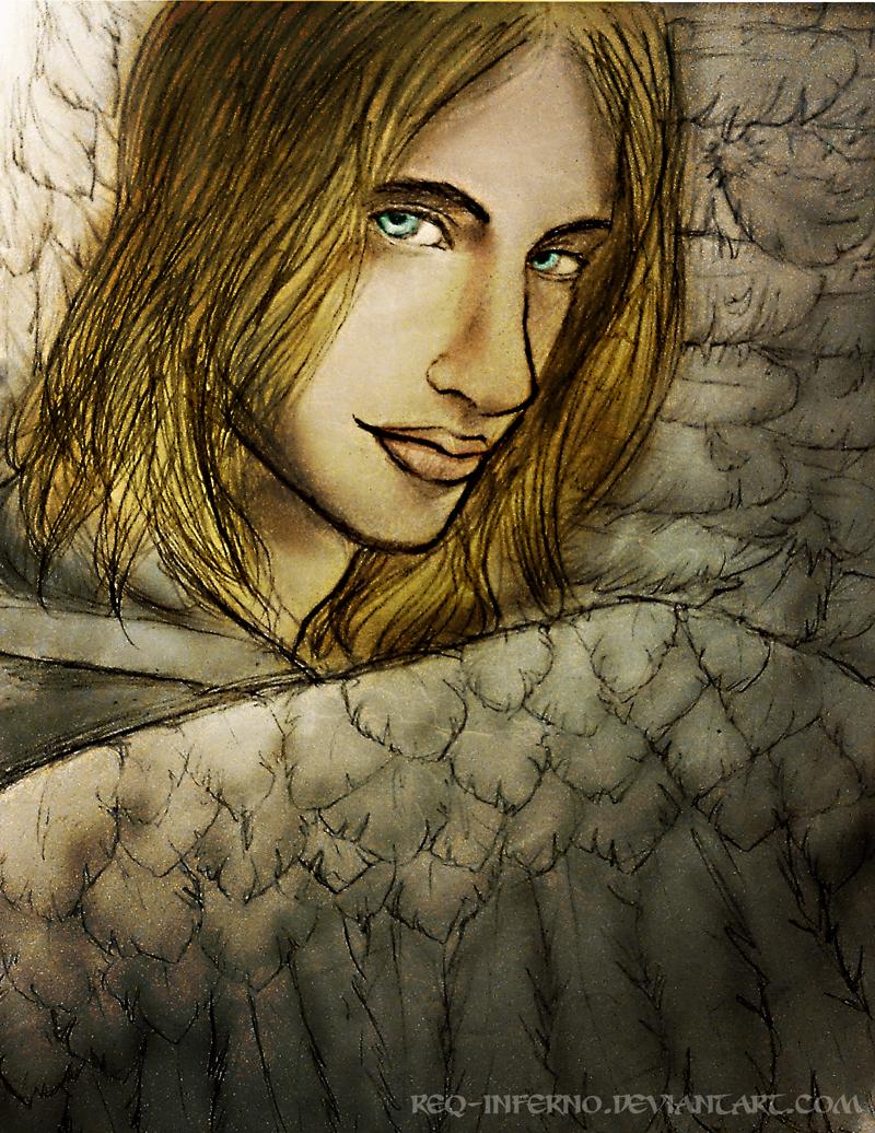 My Angel by REQ-Inferno