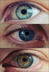 Friendly Eyes by Ashwings