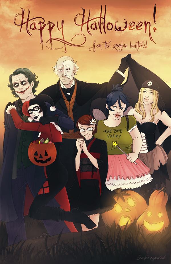 Happy Halloween by Ashwings
