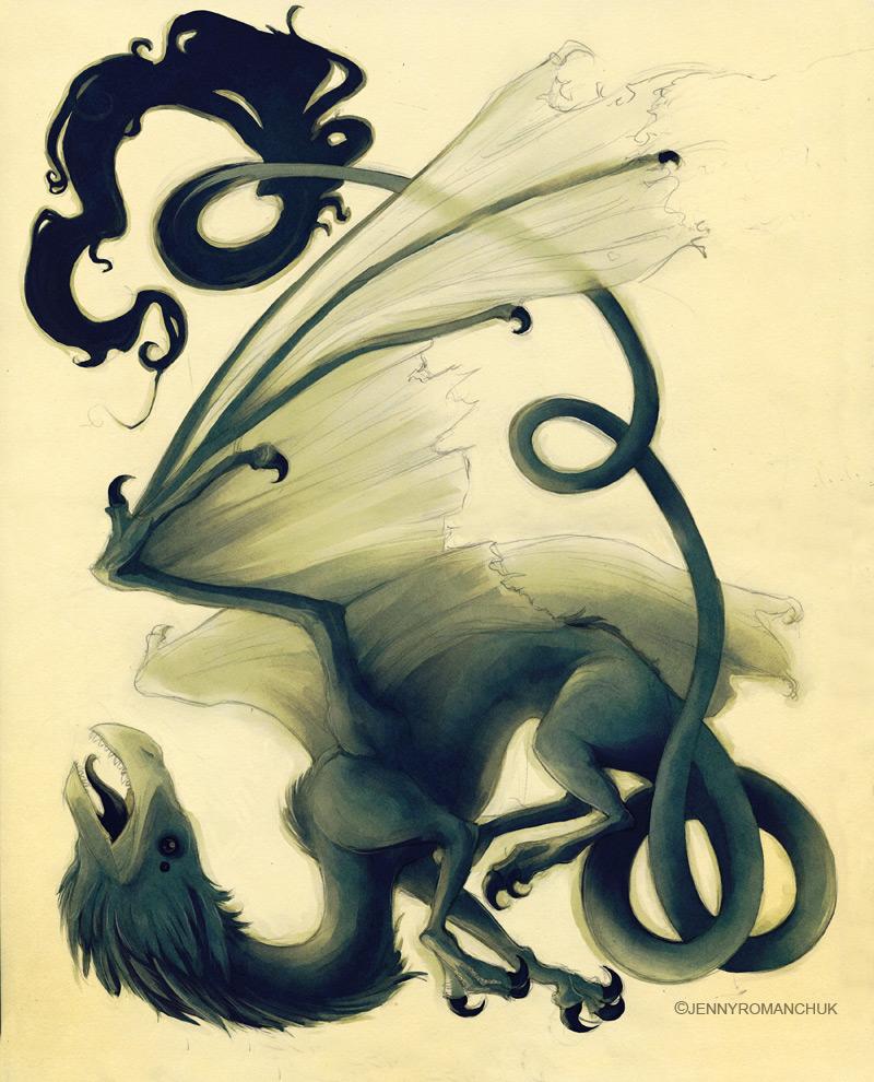 Moleskine: Quetzalcoatl by Ashwings