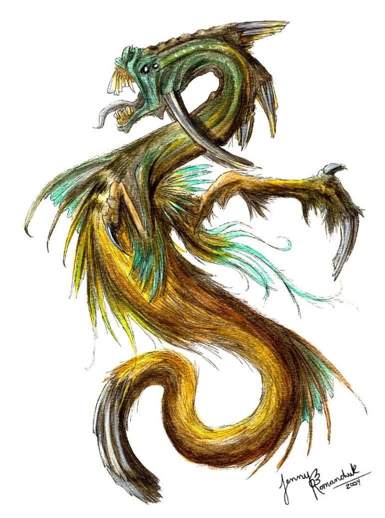 Seahorse by Ashwings