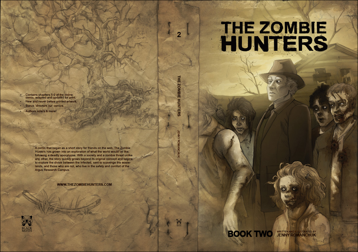 The Zombie Hunters Book 2 by Ashwings