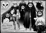 Undertale - Monster Disguise