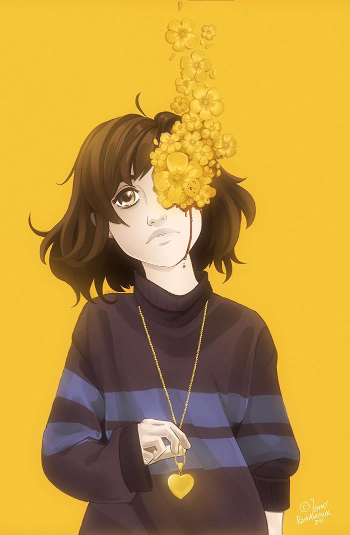 Flowers by Ashwings