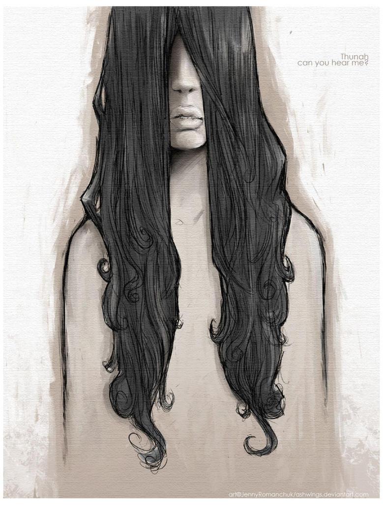 Thunah. Can you hear me? by Ashwings