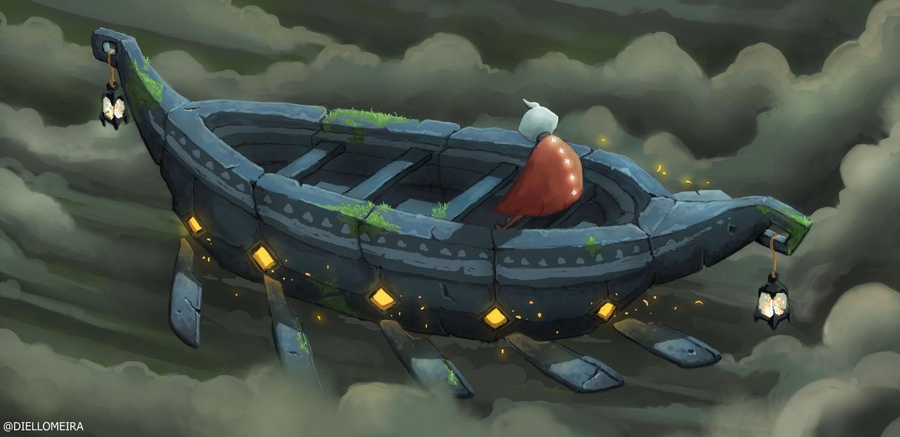 Journey to the Forgotten Ark
