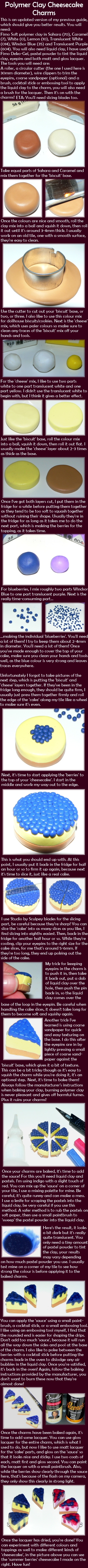New Cheesecake Tutorial by jen-kollic