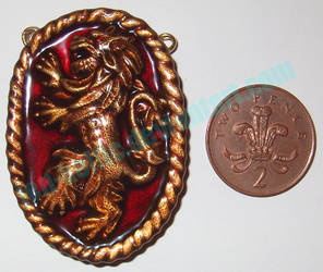House Lannister pendant