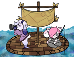 [COM] WE'RE ON A BOAT