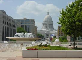 State Capital - Wisconsin by Azildin