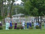 Amish Urban Volleyball