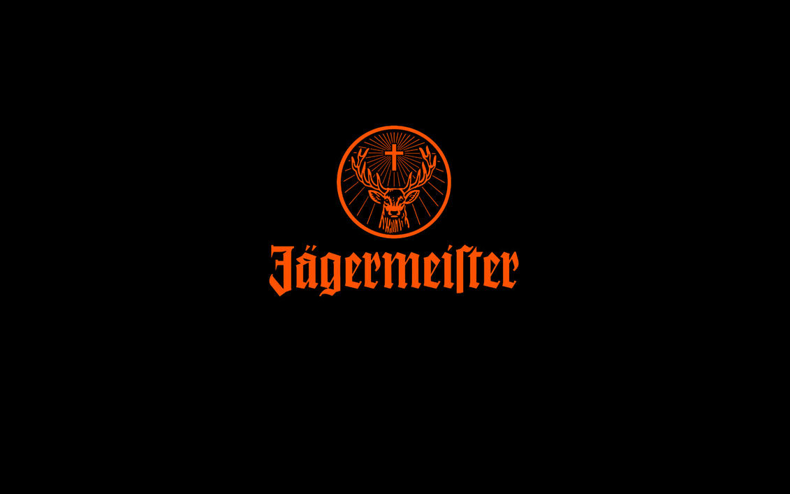 Jagermeister Wallpaper by JosMJH