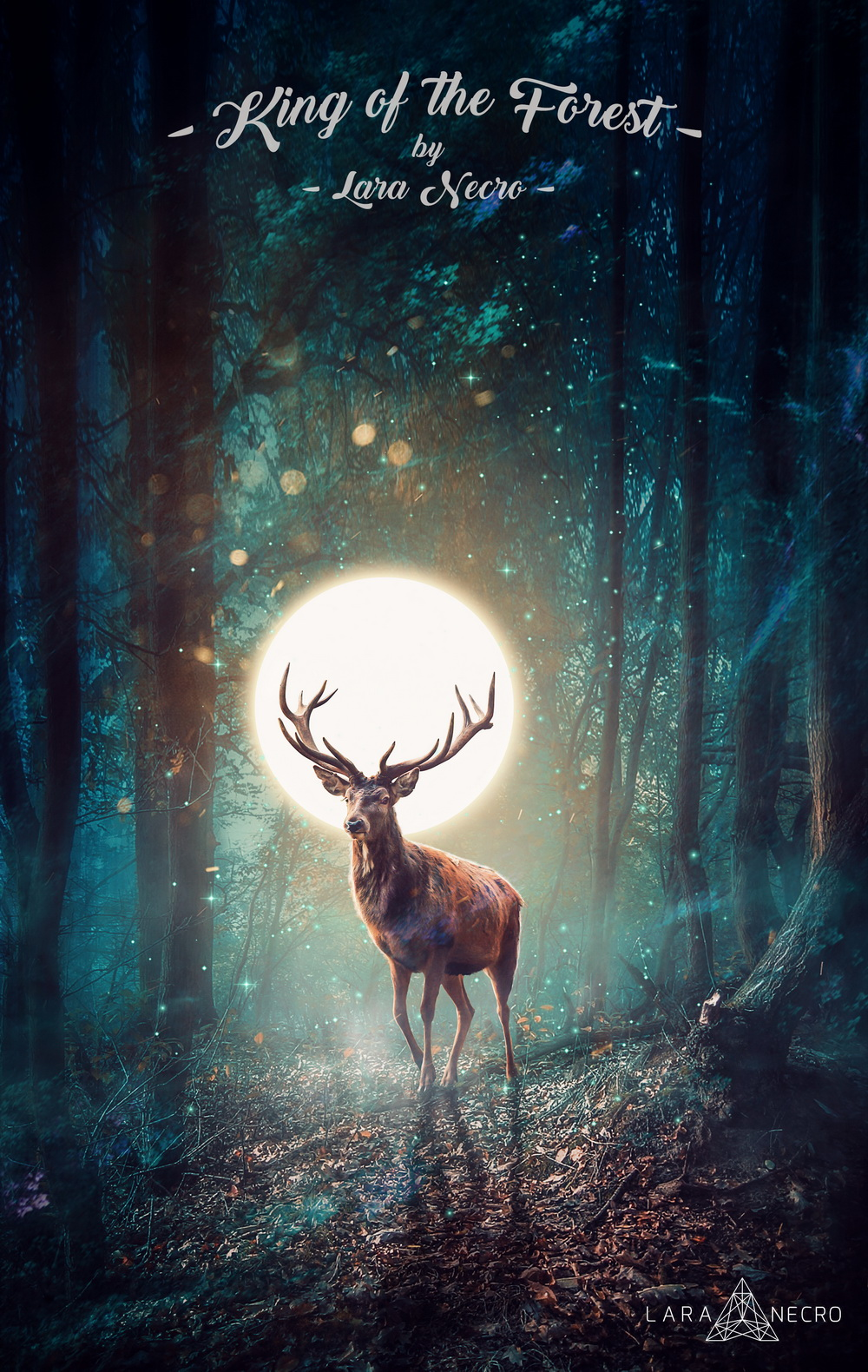 King of the Forest by lara01959