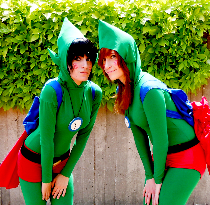 Tingle Twins by KHalfkey