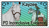 Kayzee stamp by painted-cowgirl