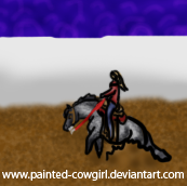 Spanky - PDRC Reining by painted-cowgirl