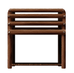 FTU Wooden Saddle Stand PNG