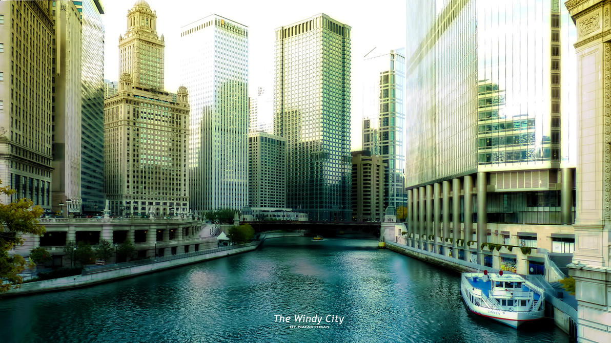 chicago windy city wallpapers - photo #21