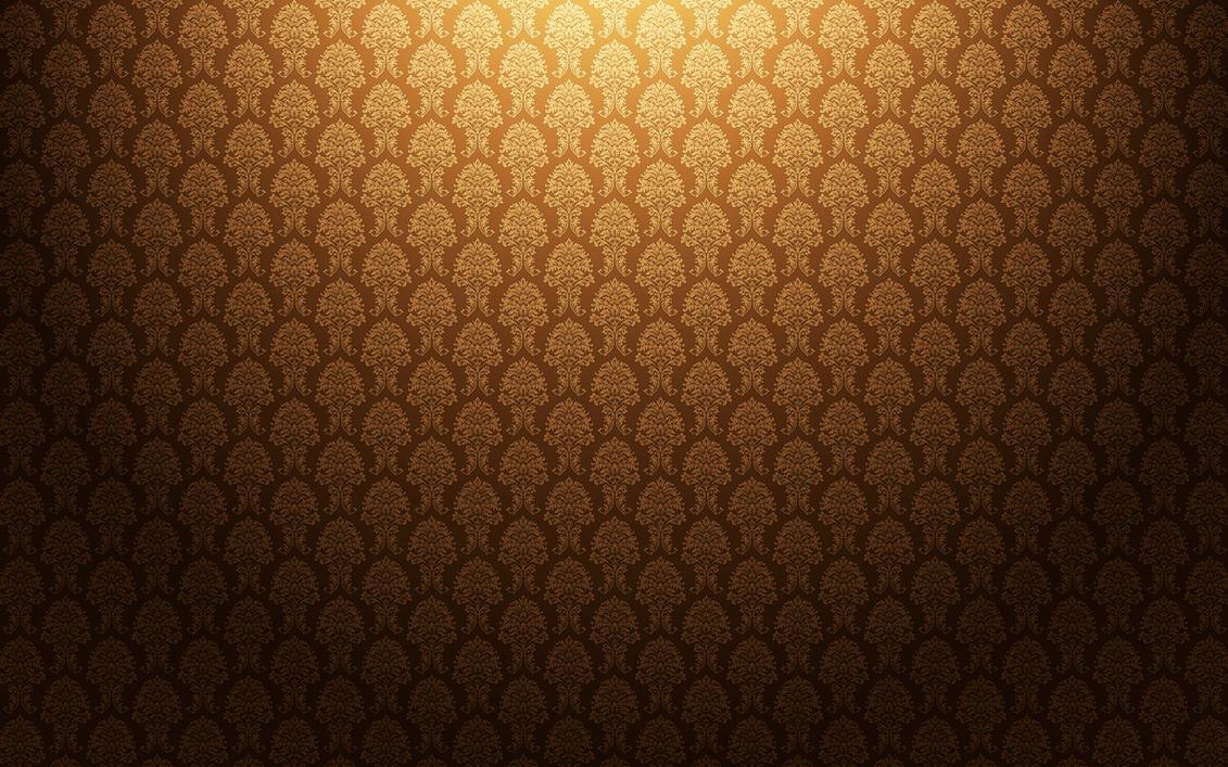 Golden Vintage Wallpaper by EddLi