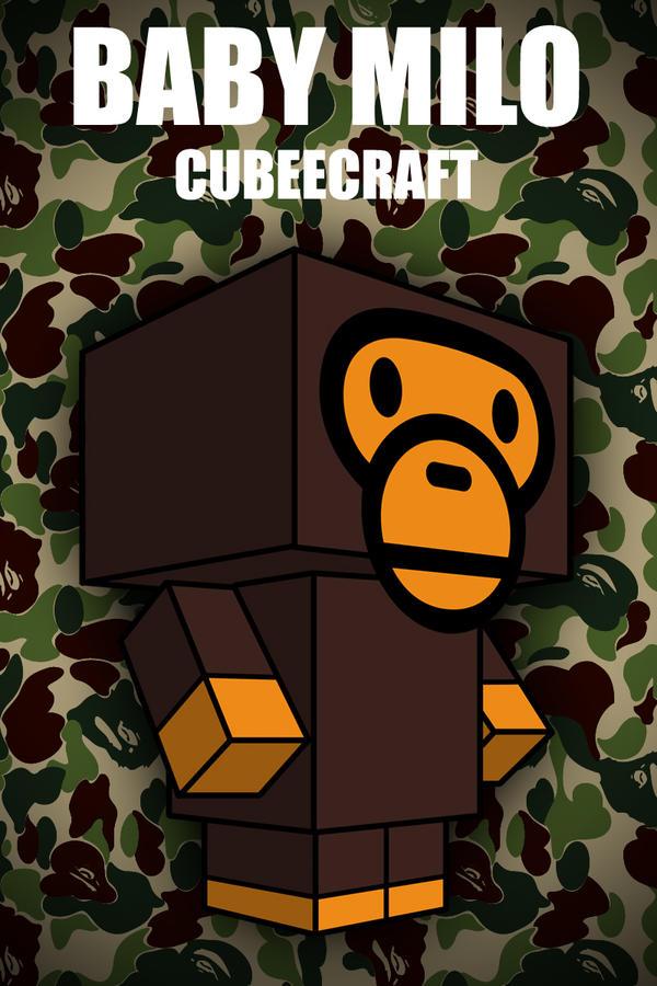 Cubeecraft Baby Milo By EddLi