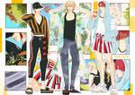 Summer Maknae line fashion