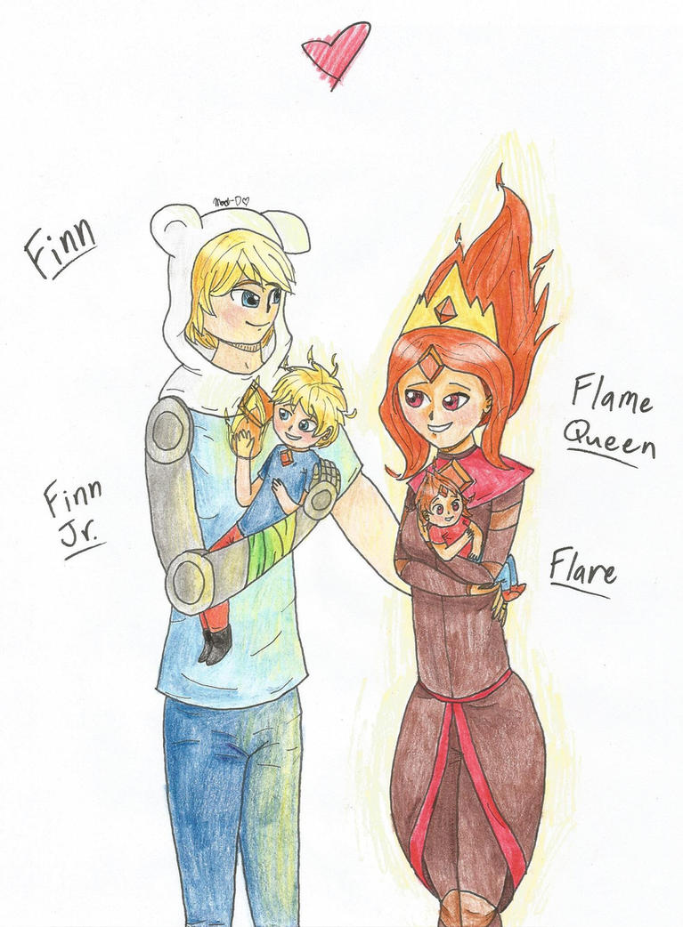 Flame Queen And Finn | www.imgkid.com - The Image Kid Has It!