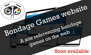 Bondage Games - The website