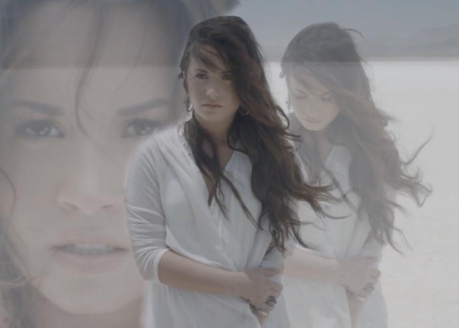 Demi Lovato:Skyscraper wallpaper by princeofhollywood on ...