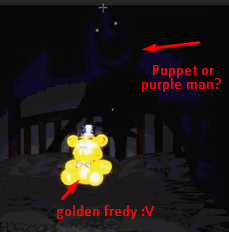 Puppet or Purple man (or purple guy :I) by LuigiBrosTheGolden