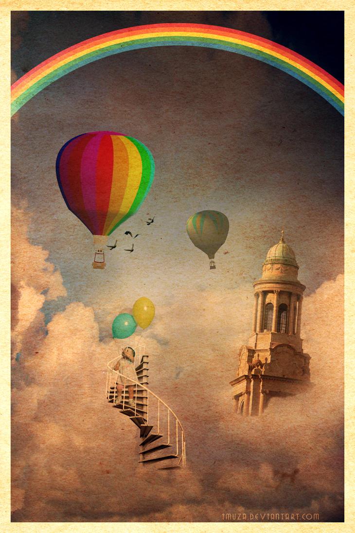 balloons by imuza