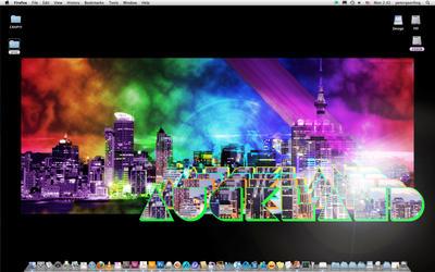 my new desktop wallpaper by imuza