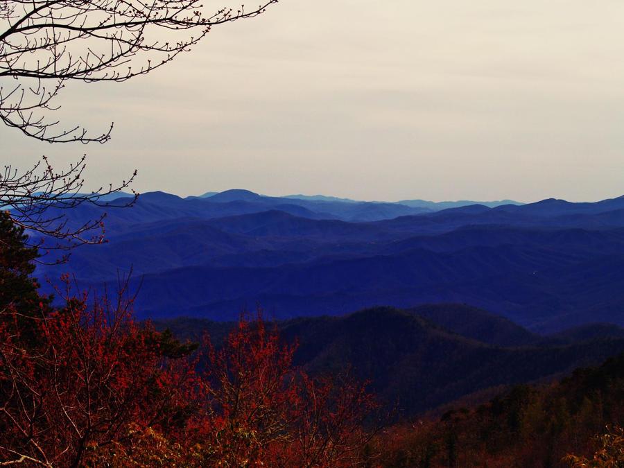 Blue Ridge by Ancient-Hoofbeats
