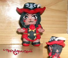 Mini Megumii by Blackash
