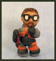 Lil Gordon Freeman by Blackash