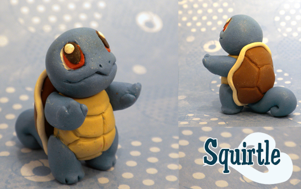 Squirtle by Blackash