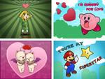 Game valentines