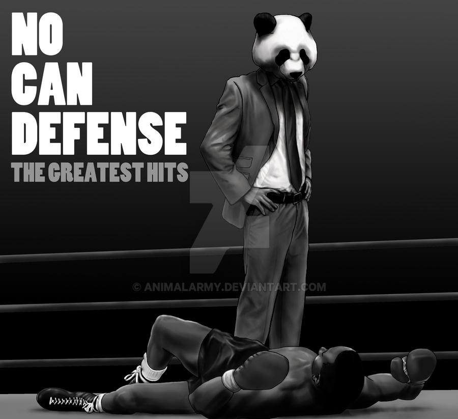 No Can Defense by AnimalArmy