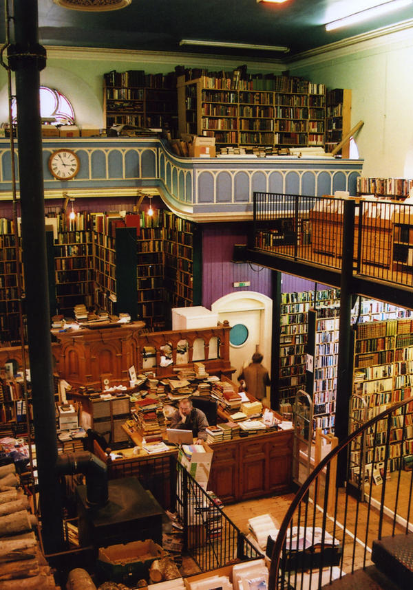 Best Bookstores in Budapest