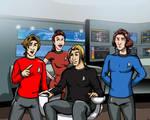 Dreamer Trek Caption Contest by albonia