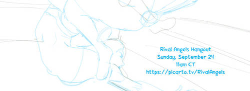 Rival Angels Hangout -This Sunday by albonia