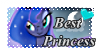 Stamp Princess Luna: Best Princess by Somesenpai