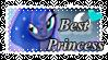 Stamp Princess Luna: Best Princess by Somesenpai