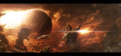 Archangel by NeroVII