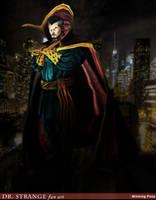 Dr. Strange by Pogimonz