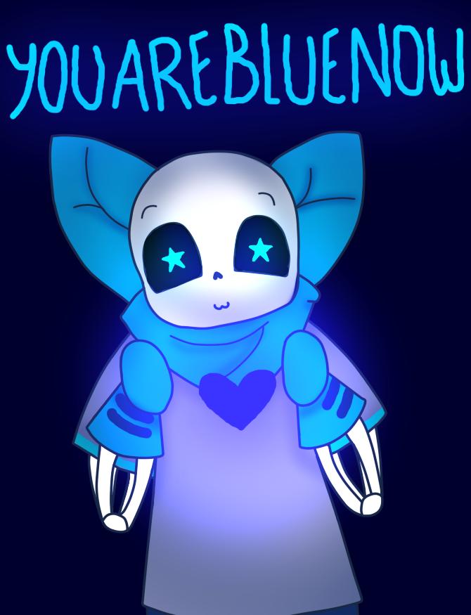 BlueberrySans Underswap AU by KiddoDrawsOficial