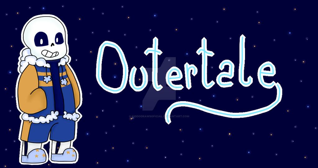 Sans Outertale AU by KiddoDrawsOficial