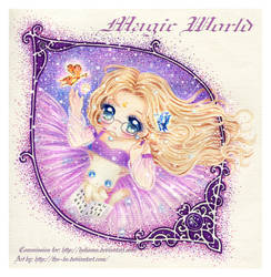 :C: Magic world by tho-be
