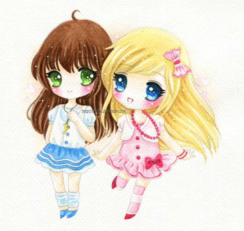 :C: Best friends forever by tho-be on DeviantArt